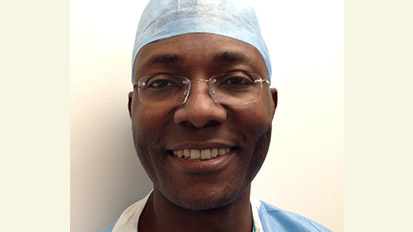 Consultant anaesthetist converts colleag...